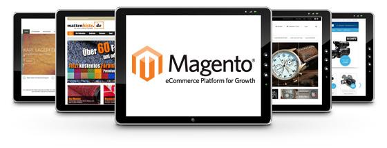Magento Augsburg Webagentur