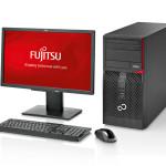 MXP Fujitsu Deskbounds und Displays