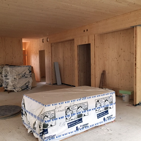 MXP Ausbau Firmengebäude
