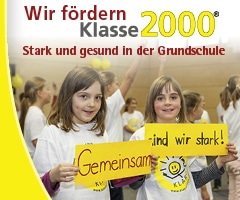 Klasse2000 Stark und gesund in der Grundschule