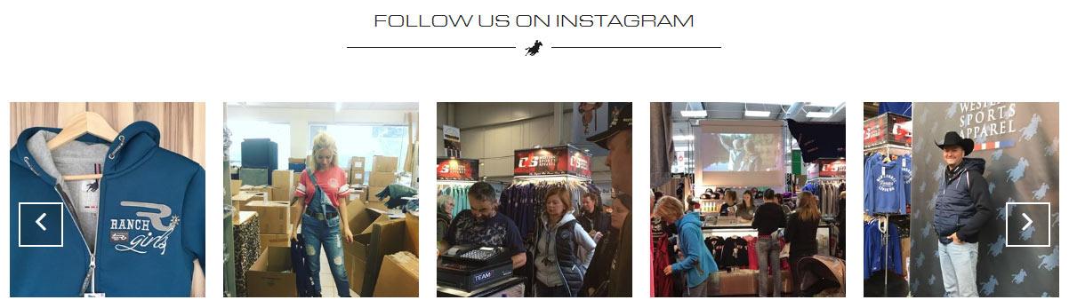 Instagram in Magento einbinden