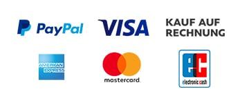 PayPal Plus Zahlungsarten