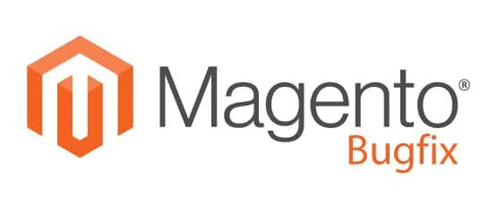 Magento Bugfix