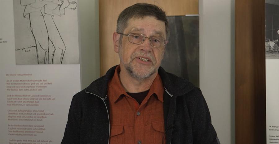 Dr. Michael Friedrichs Brechthaus Augsburg