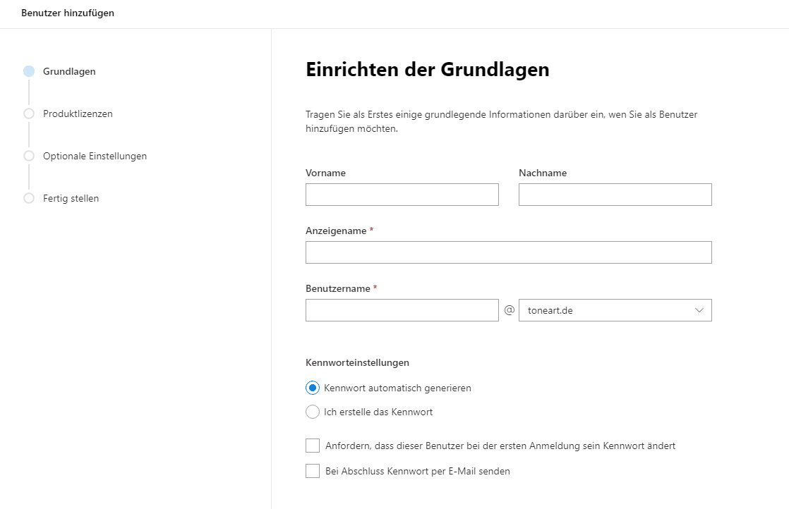 Neuer Benutzer 3