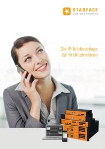 Starface IP-Telefonanlage Broschüre
